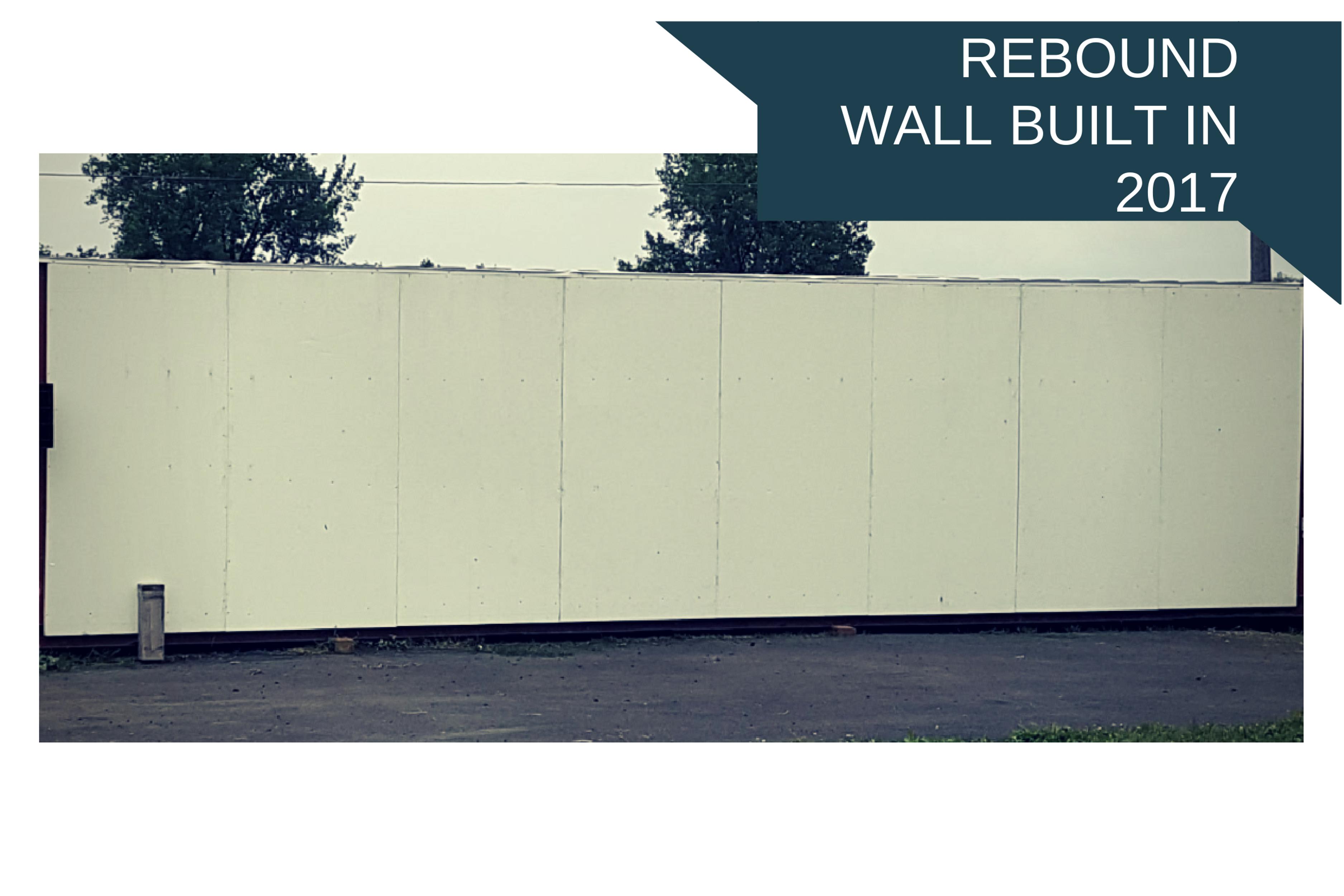 Rebound Wall